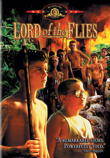 Lord Of The Flies 0792851374 Book Cover