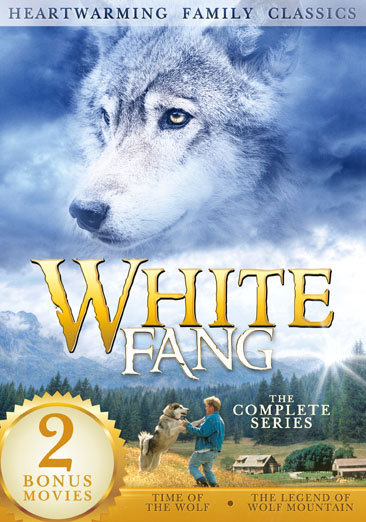 White Fang: The Complete Series B00CEJ2GV6 Book Cover