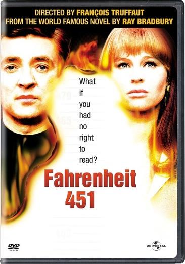 Fahrenheit 451 B000087F6L Book Cover