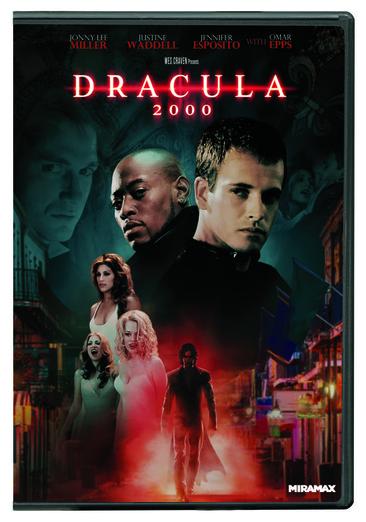 Dracula 2000 B093R5TGT2 Book Cover