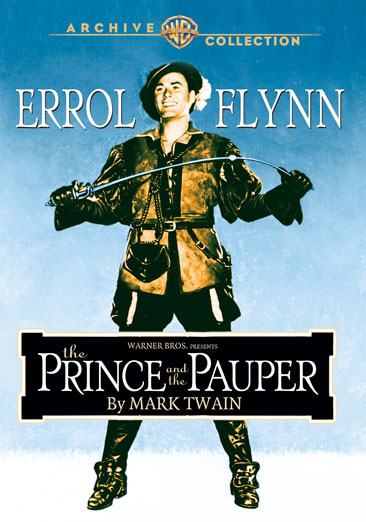 The Prince and the Pauper B007XTDXY6 Book Cover