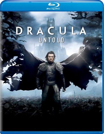 Dracula Untold            Book Cover