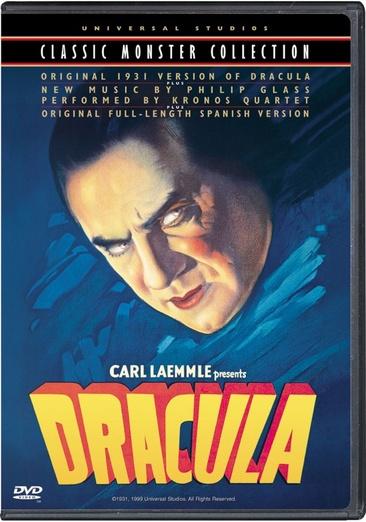 Dracula B000035Z3K Book Cover