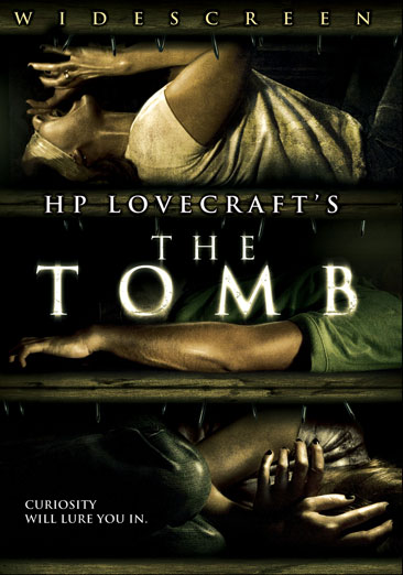 H.P. Lovecraft's The Tomb            Book Cover