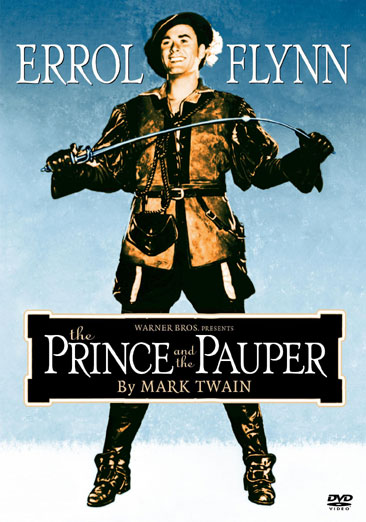 The Prince And The Pauper B00009M9AG Book Cover