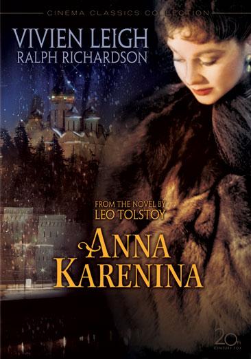 Anna Karenina B000MGBLHI Book Cover