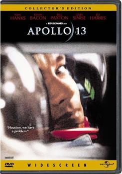 DVD Apollo 13 Book