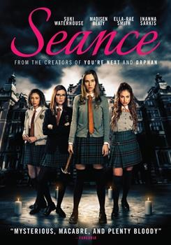 DVD Seance Book