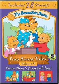 DVD Berenstain Bears: Tales from the Tree House Volume 3 Book