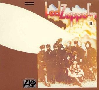 Music - CD Led Zeppelin II Book