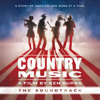 Vinyl Country Music: A Film By Ken Burns (OST) Book