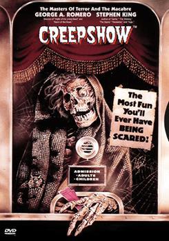 DVD Creepshow Book