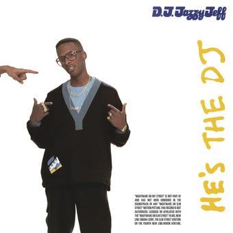 Vinyl He's The DJ, I'm The Rapper Book