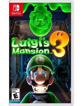 Game - Nintendo Switch Luigi's Mansion 3 Book