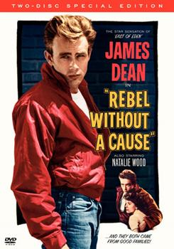DVD Rebel Without A Cause Book