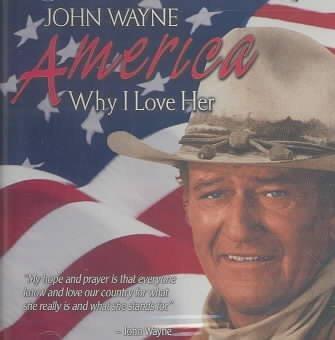 Music - CD John Wayne: America Why I Love Her Book