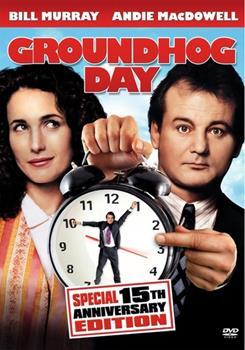 DVD Groundhog Day Book