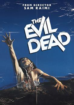 DVD The Evil Dead Book