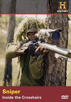 DVD Sniper: Inside the Crosshairs Book