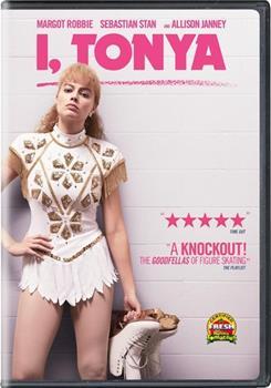 DVD I, Tonya Book