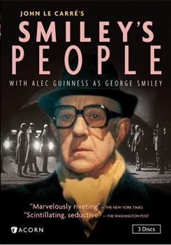 DVD Smiley's People Book