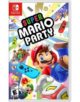 Game - Nintendo Switch Super Mario Party Book