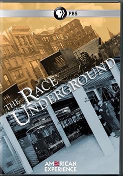 DVD American Experience: Race Underground Book