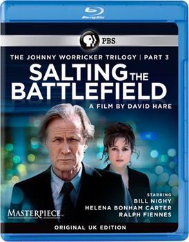 Blu-ray The Johnny Worricker Trilogy: Salting the Battlefield Book