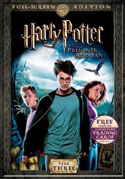 DVD Harry Potter And The Prisoner Of Azkaban Book