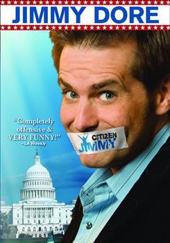 DVD Jimmy Dore: Citizen Jimmy Book