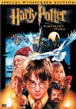 DVD Harry Potter and the Sorcerer's Stone Video: DVD Widescreen Format (Special) Book