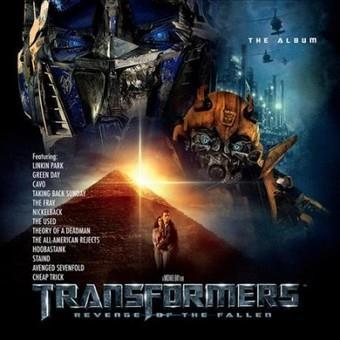 Vinyl Transformers: Revenge Of The Fallen (OST) Book