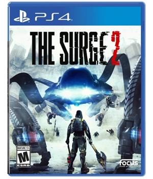 Game - Playstation 4 The Surge 2 Book