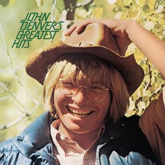 Vinyl John Denver's Greatest Hits Book