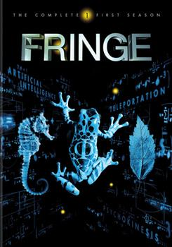 DVD Fringe: The Complete First Season Book