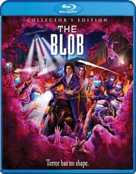 Blu-ray The Blob Book