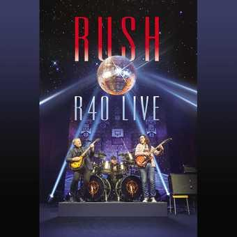Music - CD R40 Live (3 CD) Book
