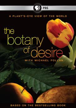 DVD The Botany of Desire Book