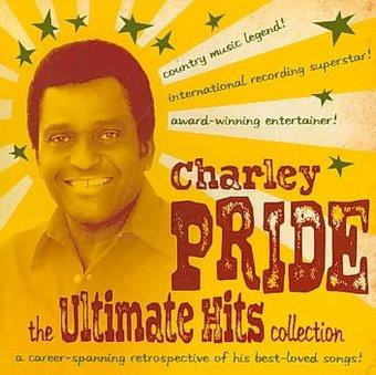 Music - CD Charley Pride: The Ultimate Hits Collection Book