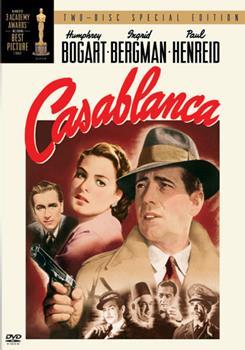 DVD Casablanca Book