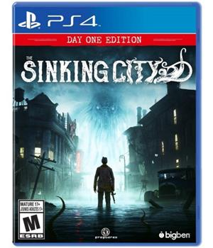 Game - Playstation 4 The Sinking City Book