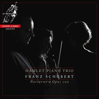 Music - CD Schubert: Notturno, Piano Trio No. 2, Op. 100 Book