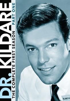 DVD Dr. Kildare: The Complete First Season Part One Book