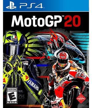 Game - Playstation 4 MotoGP 20 Book