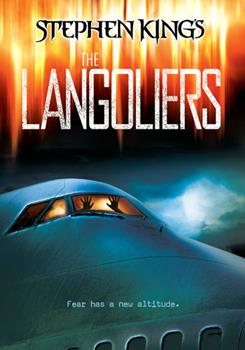 DVD Stephen King's the Langoliers Book
