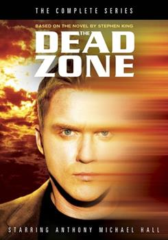 DVD The Dead Zone: Complete Series Book