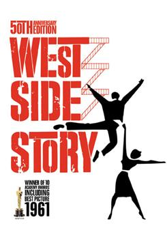 DVD West Side Story Book
