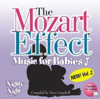 Music - CD Mozart Effect - Music for Babies, Vol. 2: Nighty N Book