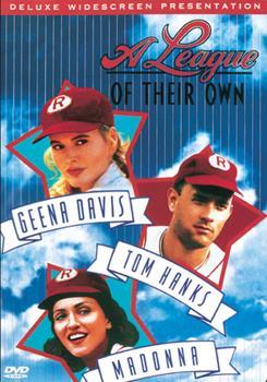 DVD A League Of Their Own Book