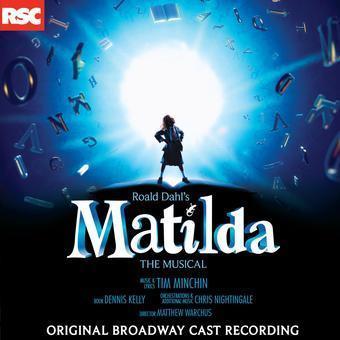 Music - CD Matilda (OCR) Book